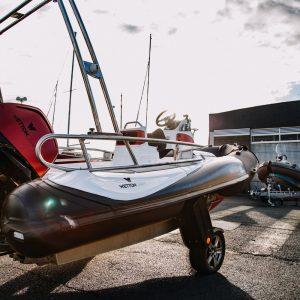 L'évolution de l'intérêt pour les bateaux semi-rigides et amphibie RIB